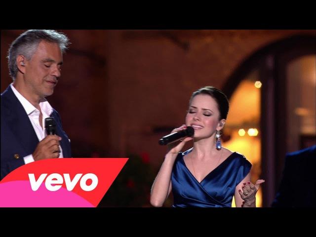 Andrea Bocelli - Corcovado - Live / 2012 ft. Sandy