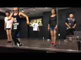 Hip hop foundation class with Uko Snowbunny