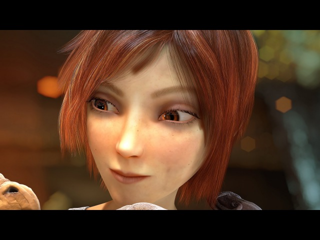 Animation Movie - Sintel - a 3D-Animated Short Film HD