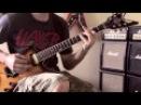 Pantera - The Art Of Shredding Guitar Cover