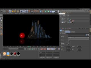 Видетуториал по Cinema 4d: Использование Proximal Shader