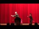 師父 馬偉煥 表演 楊守中傳之 楊式太極刀 Ma Wei Huan Yang Tai Chi saber 2010-11-07