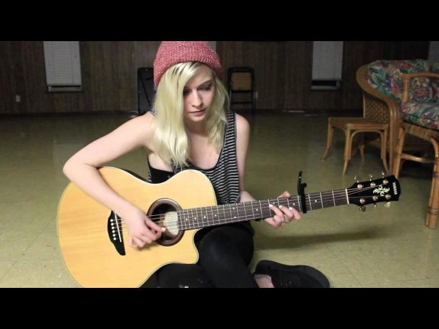 Falling Slowly - Glen Hansard (Holly Henry Cover) (In an echo-y room)