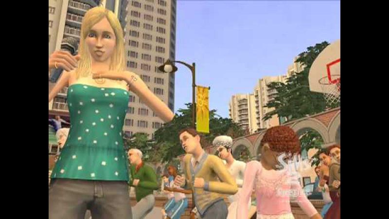 The Sims™ 2 FreeTime Music Video feat. Natasha Bedingfield