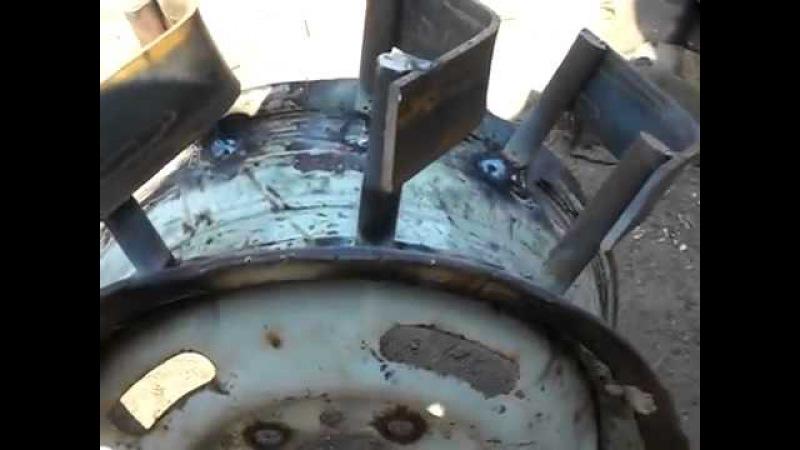 Мотоблок Forte 105G настройка карбюратора.