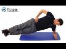 20-минутная активно-статичная тренировка всего тела - Домашняя тренировка с собственным весом. 20 Minute Total Body Active Static Workout - At Home Bodyweight Workout