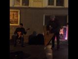 @alohaolahi on Instagram Рома, извини #аяидушагаюпомоскве #добрыйвечер #уличныемузыканты #москва #балалайка #районыкварталы