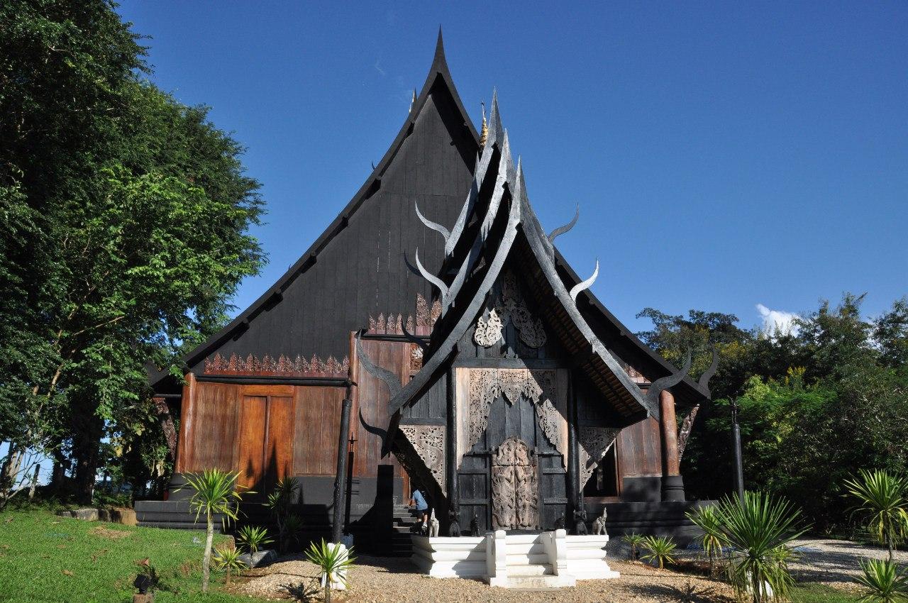 черный храм (Bandaam, Black Wat)