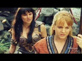 Xena & Gabrielle ll No By Shakira ll HD