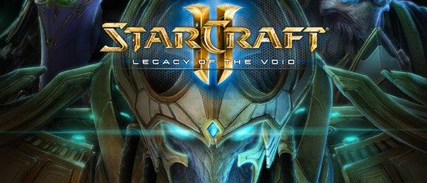 Для StarCraft 2: Legacy of the Void выпустят бесплатный пролог