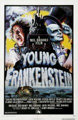El jovencito Frankenstein<br><span class='font12 dBlock'><i>(Young Frankenstein)</i></span>