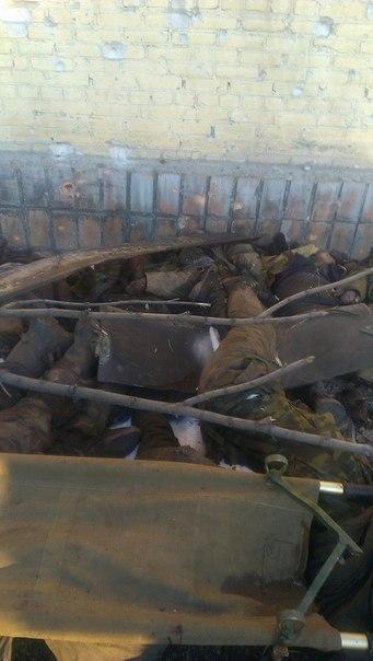 В районе Новотошковки террористы попали в газопровод - возник пожар, - пользователи соцсетей - Цензор.НЕТ 9614