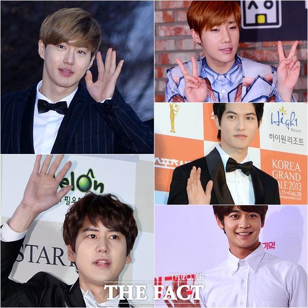 CN Blue - Jonghyun, Suho ve Sunggyu KBS Fluttering India Kadrosunda!!! ///29.01.2015