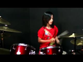 System Of A Down - B.Y.O.B - Drum Cover by Nur Amira Syahira