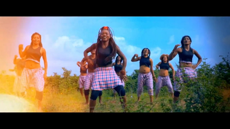 Jocelyne Biz Ar - Essamsegle (HD) (2015) (Премьера) (Камерун) (Bikutsi/Dance) (Хит Бомба)