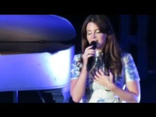 Lana Del Rey – Blue Jeans Live @ Endless Summer Tour Shoreline Amphitheatre