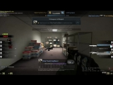 Стрельба в CS:GO