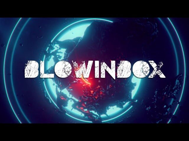 Major Lazer - Aerosoul Can Blowinbox Remix