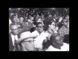 Mahalia Jackson singing &amp Martin Luther King Jr preaching at Church