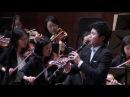 Han Kim plays Shalom Aleichem, Rov Feidman for Clarinet and Orchestra by Bela Kovacs