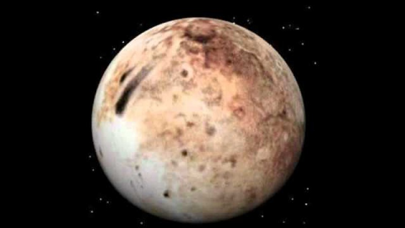 The Sound Of Pluto