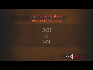 FACEIT League 2015 Stage 3 EU Closed Qualifier : Ange1 vs. NaVi
