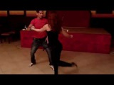 Brandon & Maria - Zouk Body Movement Demo at Middle East Zouk & Kizomba Festival 2014 Dubai, OAE