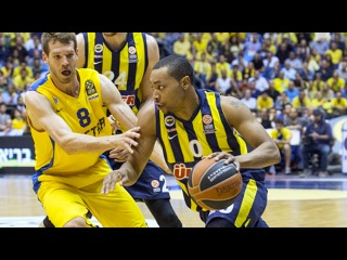 Fenerbahce Ulker is the first team to advance to the Final Four