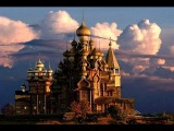 По святым местам. Кижи - деревянное чудо России.