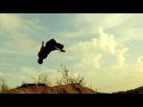 Песня (рэп клип) про паркур и фриран - Рождённые летать!