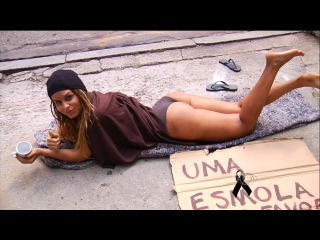 MENDIGATA - A Mendiga Gostosa - 20-04-2014 Pânico Na Band