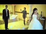 Песня невесты жениху-прикольно,смотреть всем!