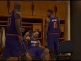 NBA 2K15 PC MyCareer #10 - Первая игра в стартовом составе [На русском]