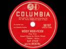 1948 HITS ARCHIVE: Woody Woodpecker - Kay Kyser (Gloria Wood-H Babbitt, vocals) ( 1 hit)