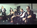 Therion - Abraxas (Meet and Greet Mexico 2012) backstage