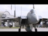F-15  ВВС США / Лучший в мире истребитель четвертого поколения в Венгрии и Румынии