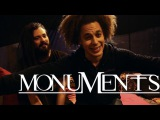 Interview MONUMENTS, Chris Barretto &amp Adam Swan, Damage Festival 2014, Cabaret Sauvage