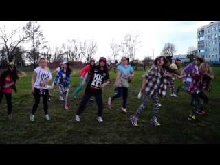 CRAZY BAND: Uptown Funk (hip-hop, jazz funk,street dance - уличные танцы, хип-хоп, джаз-фанк, стрит дэнс)