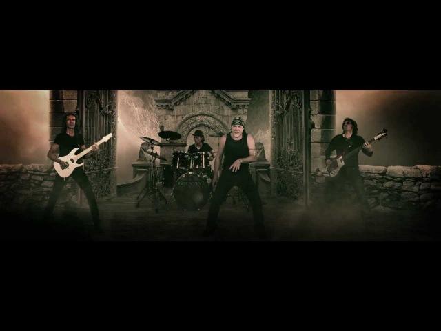 GIUNTINI - Born in the Underworld (feat. Tony Martin) - Official Clip -