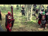 Warhammer Larp Greenskins vs Chaos 2015