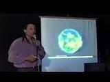 O kosmu, UFO, fyzice a templářských rytířích - NASSIM HARAMEIN (přednáška 2/2)