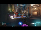 Overwatch: 8 минут геймплея за Зеньятту
