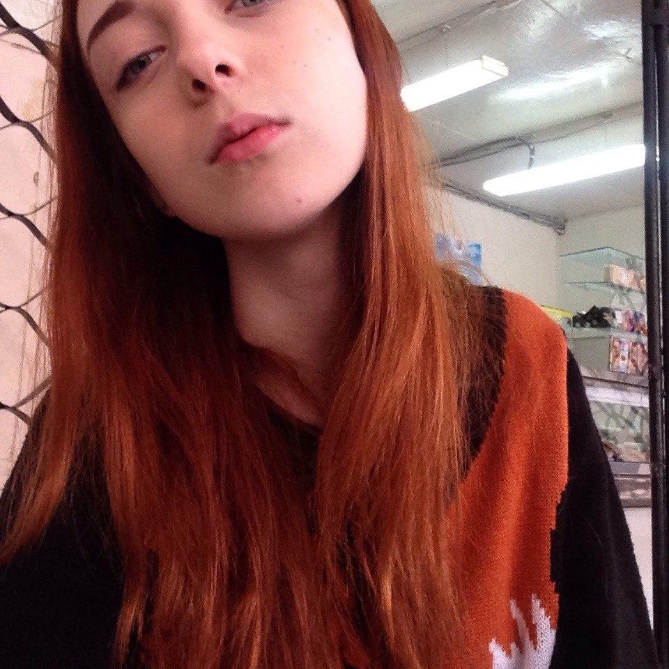 Рыжая девушка большая грудь 5 фотография