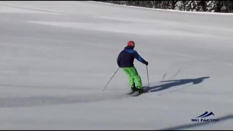 Горные лыжи. Последовательность обучения стандарт ISIA