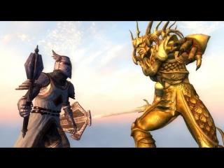 Пелинал Вайтстрейк, воин из будущего (Вселенная The Elder Scrolls LORE)