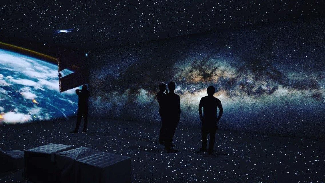пространство и время картинки