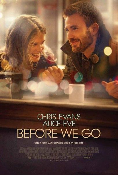 Новый постер и первый трейлер режиссерского дебюта Криса Эванса: