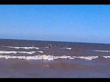 Финский залив  07.06.2015. девушки купаются .....)))