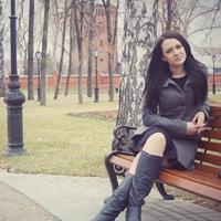 Анкета Ирина Казарцева