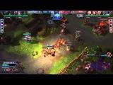 Liquid vs Na'Vi,игра 1 @ Road To Blizzcon 25.07.2015